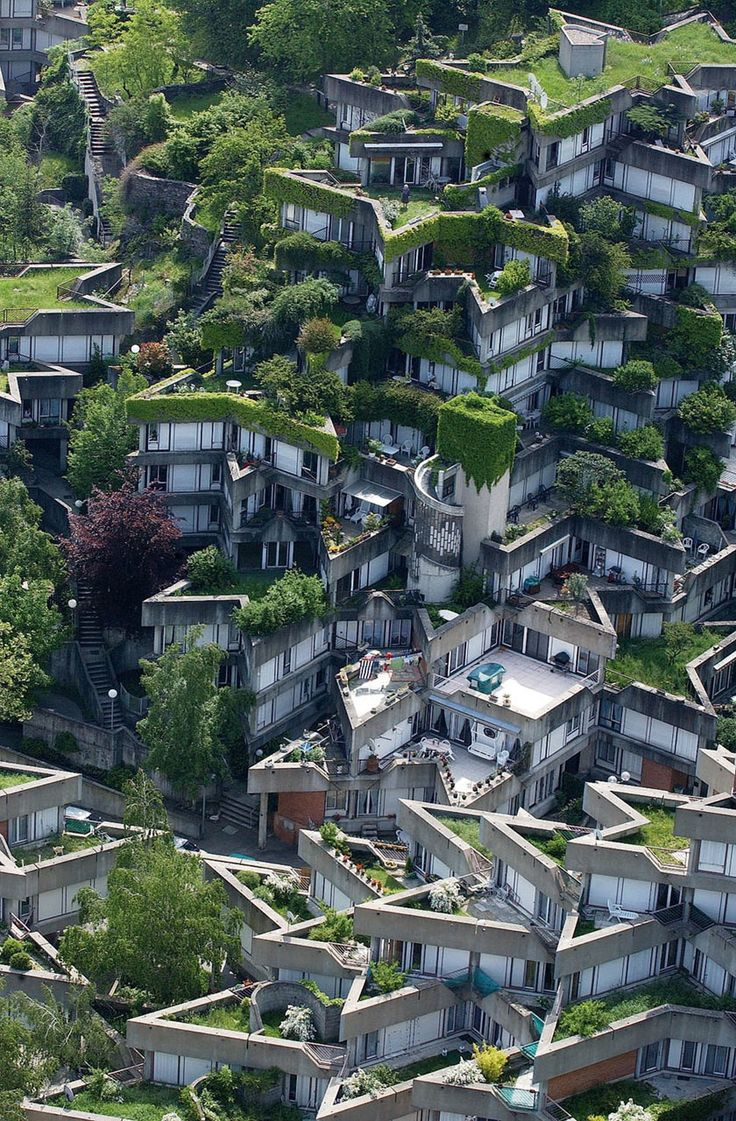 green roofs architecture