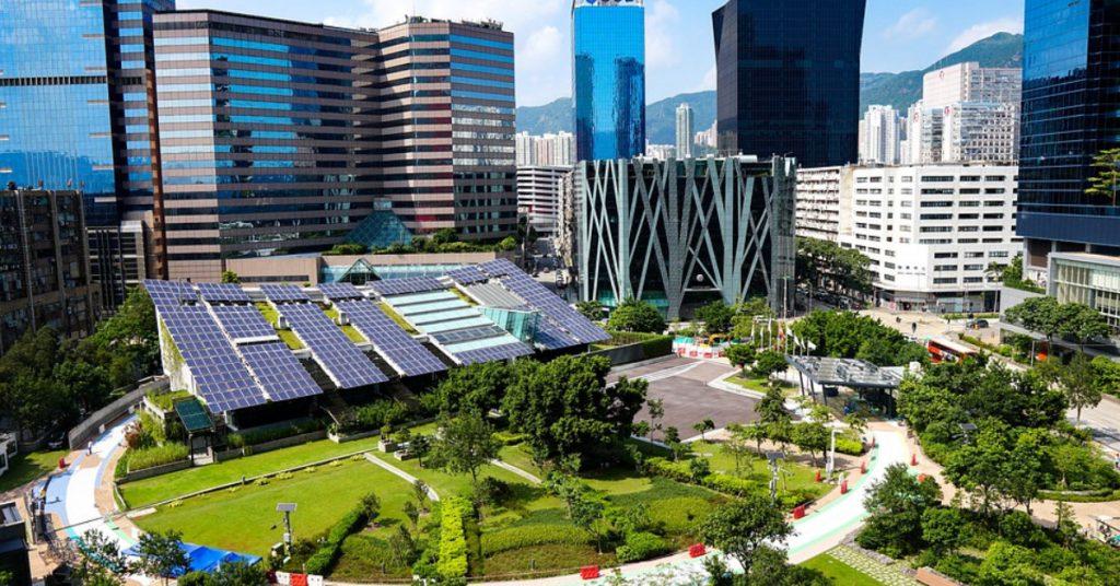online solar energy system